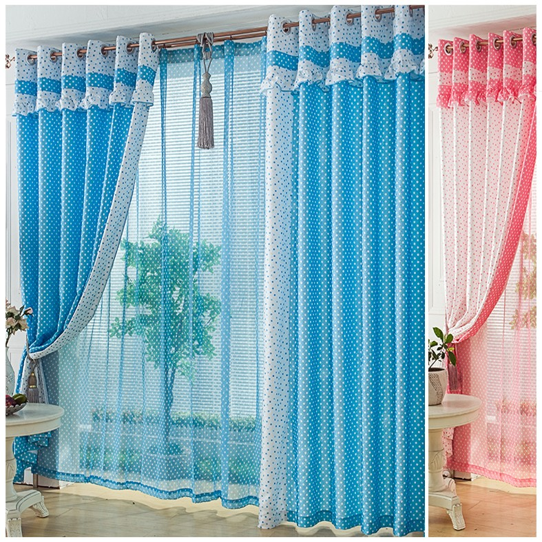 Cortina Sale Sheer Curtains Blinds 2015 Hot Sales Finished
