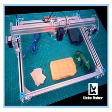 Benbox 450nm 5500mW DIY Desktop Mini Laser Engraver Engraving Machine Laser Cutter Etcher CNC Picture Logo Printer 30X38cm