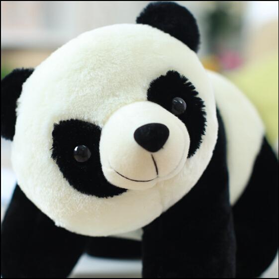 Free shipping 20cm cute panda plush toy doll doll gift for children Kawaii Plush Baby Toy High Quality(China (Mainland))