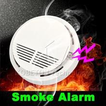 2015 Smart House Stable Photoelectric Wireless Smoke Detector for Fire Alarm Sensor