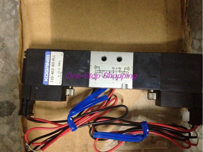 KOGANEI electromagnetic valve 110-4E2-83-PLL<br><br>Aliexpress