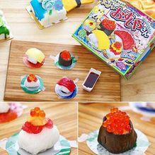 Бесплатная доставка мини суши поделки ручной работы конфеты сладости и конфеты еда конфеты коробка китайская еда закуски