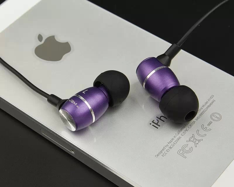 Earphone In Stock Wholesale Bass Earbuds Earset 3.5mm Original JBM MJ100 In-Ear For HTM A6 A7100 i9500 H10 H80w M3 M1 A9500(China (Mainland))