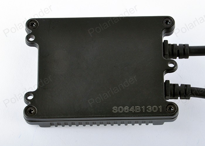 Polarlander 2pcs New Slim 35W AC HID Ballast Quick Start for XENON Conversion Kit Black Ballast
