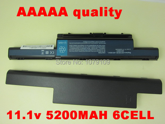 Brand new battery For Acer Aspire 5736Z 5736ZG 5741 5741G 5741Z 5742 5742G 5742Z 5742ZG 5750 5750G 5750TG 5750Z AS10D31 AS10D41(China (Mainland))