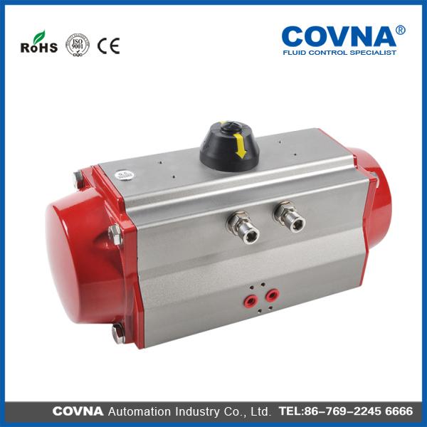 AN52 torque pneumatic actuator/ pneumatic parts/automatic valve pneumatic control actuator(China (Mainland))
