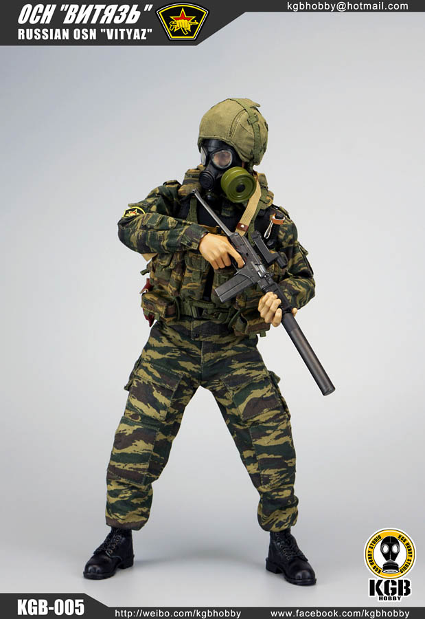 KGB-HOBBY 1/6 scale figure doll Russia INETRIOR TROOPS OSN VITYAZ ,12 action figure doll.Collectible Figure model toy gift<br><br>Aliexpress