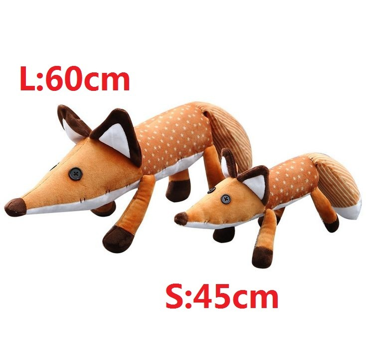 The Little Prince Fox Toy
