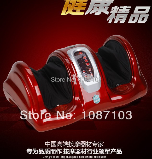 8802-1 Foot machine foot massage device legs instrument medialbranch heated - SHUXINGJIAN MASSAGER FACTORY STORE store