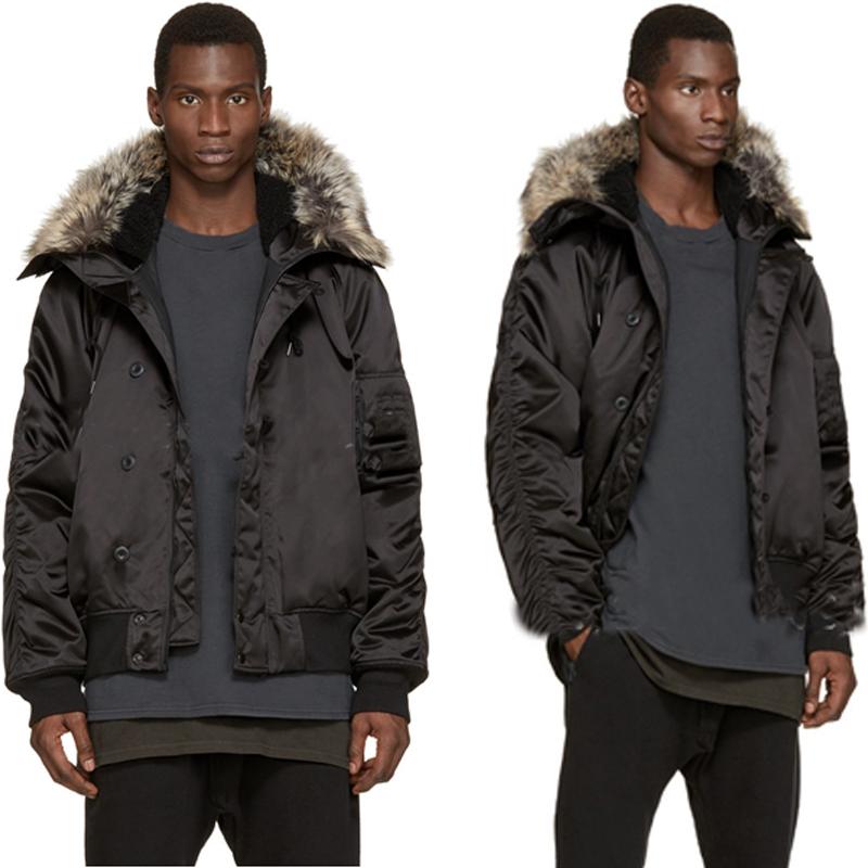 MA1 N2B Windbreaker To keep warm Men's Sports Jacket Men Slim Outdoor Zipper Jacket Coats veste homme Kanye West YEEZY oversize