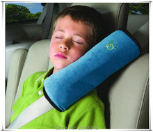 New Baby Auto Pillow Car Covers Safety Belt Shoulder Pad Cover Vehicle Baby Car Seat Belt Cushion for Kids Children Car Styling(China (Mainland))