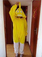 New Adult Animal Devil Banana  Sleep & Lounge Pajamas  Onesie Sleepwear Costume 02(China (Mainland))