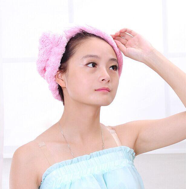 Lady Women Magic Turban Hair