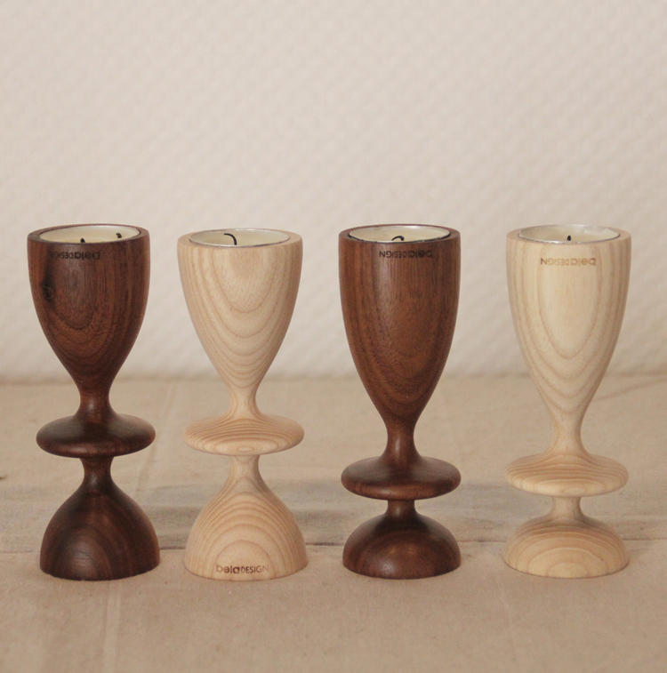Beladesign wooden gifts, wooden candle holder, candle holder for home decoretion(China (Mainland))