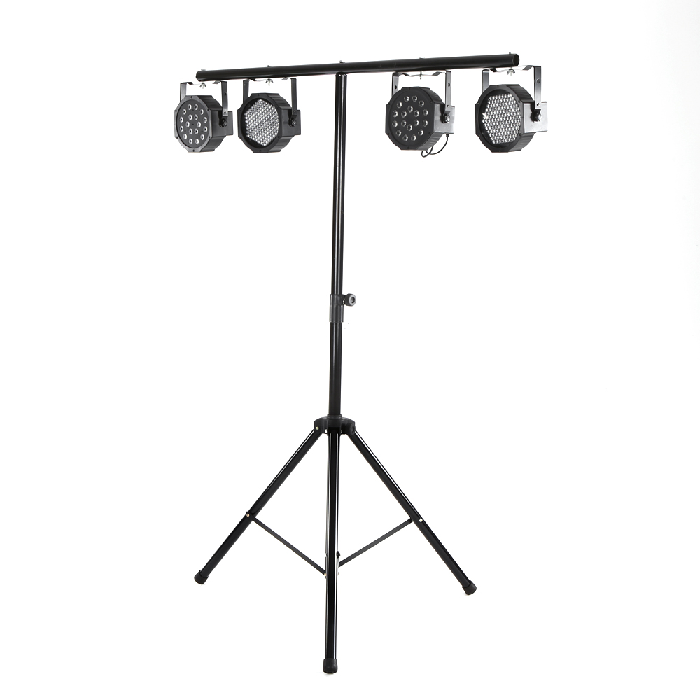 for Flash Strobe Stage Lights Tomshine DJ Par Can Light Stand Lightweight Adjustable Portable RetractableTripod Leg Capacity(China (Mainland))