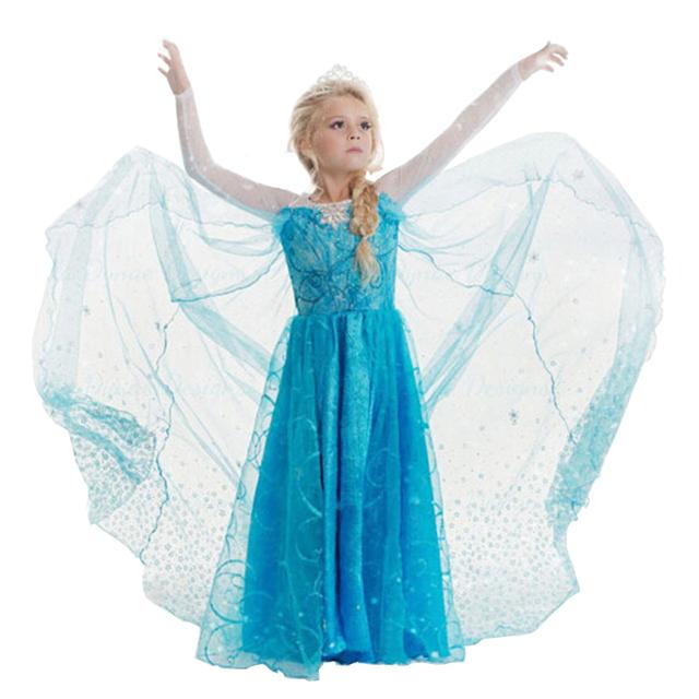 Princess Elsa Child Costume