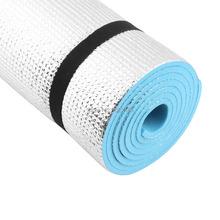 2015 New BLUE 180 * 60cm * 6mm Thick Moistureproof Yoga Mat, Exercise, Fitness & Yoga Mat (China (Mainland))