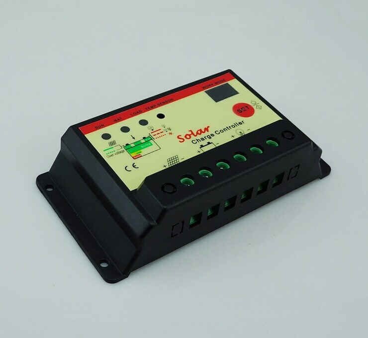 Solar power controller 12V24V20A controller automatic conversion street lamp controller with timing(China (Mainland))