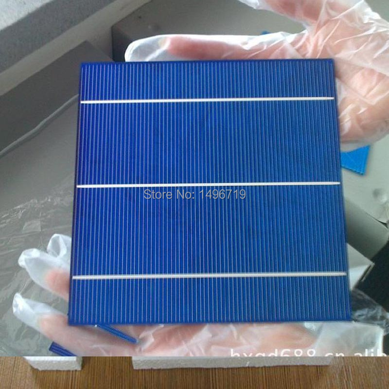 25pcs Mini Solar Cell Solar Module polycrystalline sillicom DIY 100w solar panel,Solar Cell Supply Direct From Manufacturer(China (Mainland))