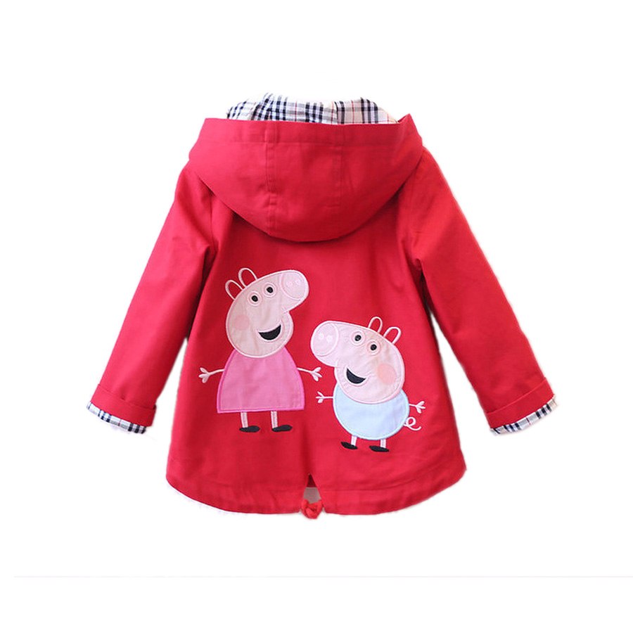 Online Get Cheap Little Girl Trench Coats -Aliexpress.com ...
