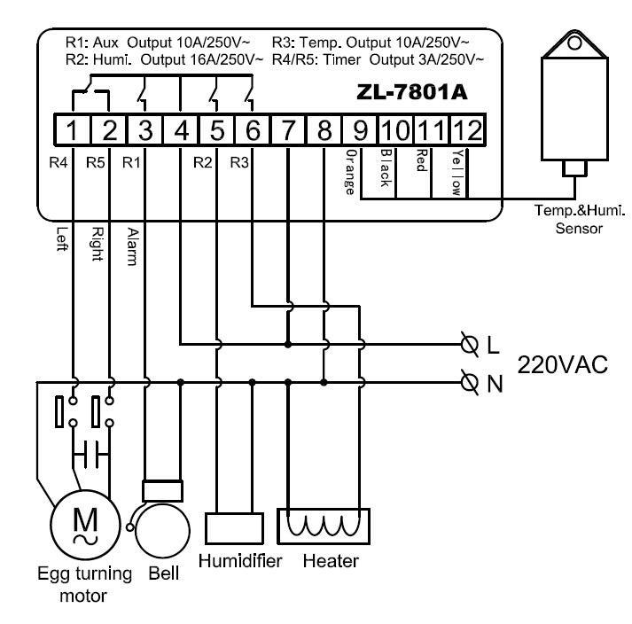 Zl-7801a инструкция на русском - фото 2
