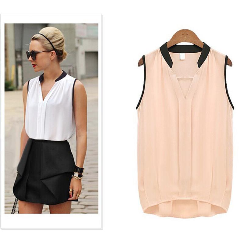 Women Girls Fashion Chiffon Pink White Tops Off the Shoulder Long Sleeveless Shirts Loose Elastic Ruffle Blouses(China (Mainland))