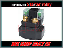 Free Shipping ATV Motorcycle Electrical Parts Starter Solenoid Relay For SUZUKI LT-F250 QUAD RUNNER OZARK 2003-2009