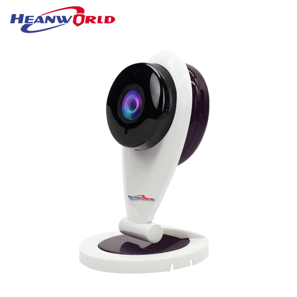 Purchase Good Quality IP Cameras WiFi Cheap Dealer Price Smart Home WiFi Cameras 720P Night Vision Motion Alarm SD Card Storage(China (Mainland))