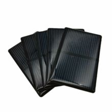 Buy 5PCS Mini Epoxy Solar Panel 2V 300mA Polycrystalline Sun Cell Sunpower Module DIY Solar Cell Battery Charger 2V 0.3A 80*50mm for $9.66 in AliExpress store
