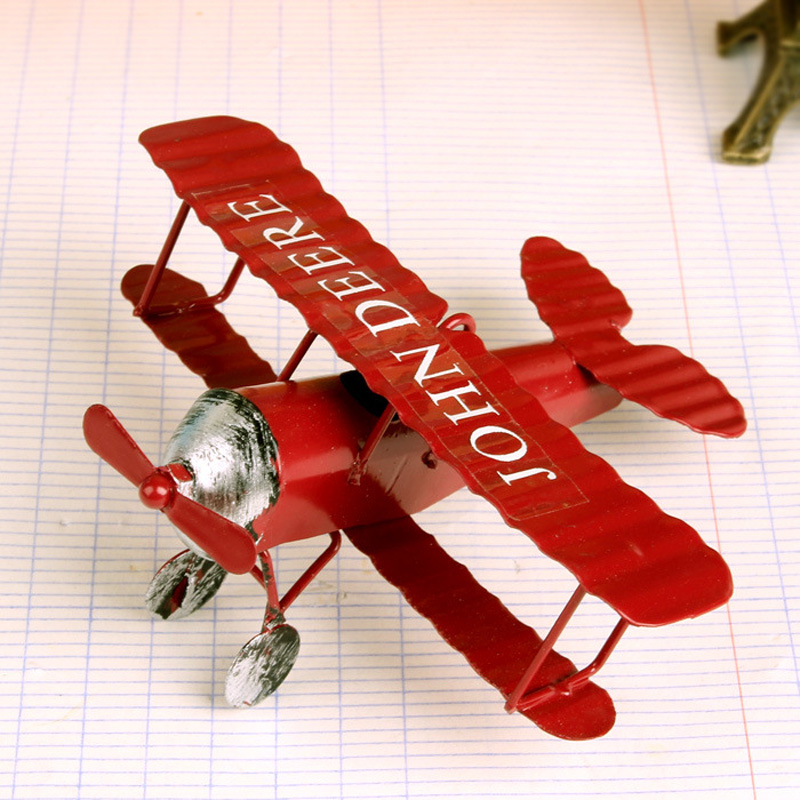 Popular vintage airplane models buy cheap vintage airplane for Airplane decoration
