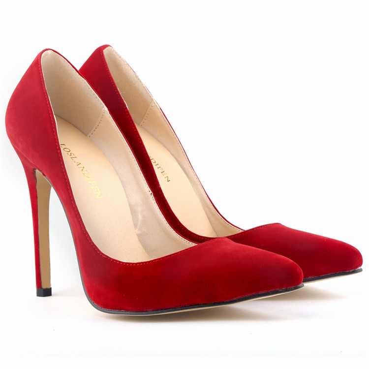 Ladies Red Heels | Tsaa Heel