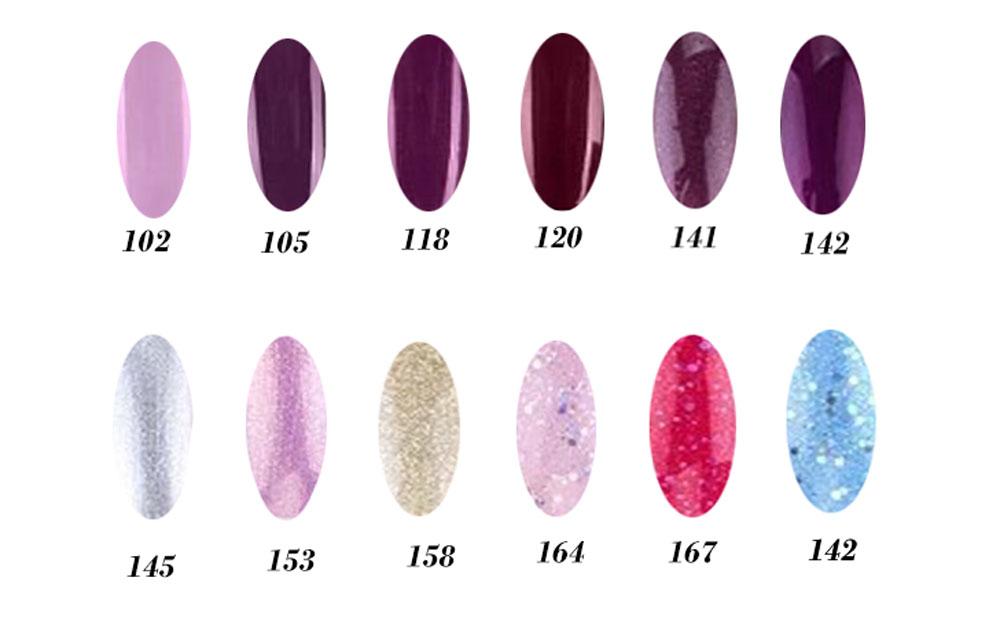 2016 Latest Design Professional Nail Art Tools Colorful 10ml Lasting Bright Environmental Ingredient Protection Nail Polish(China (Mainland))