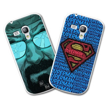 Buy 16 styles Grid Case Samsung Galaxy S3 mini i8190 Cover Hard Plastic Samsung Galaxy S3 Mini Case Cover Free Stylus Gift for $2.54 in AliExpress store