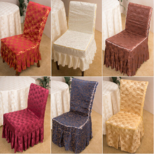 Home decoration Chair cover Wedding decoration Romantic Banquet Party Decor Chair covers Decoration Gauze(China (Mainland))