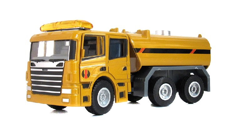 Engineering Collection 1:50 Watering Cart Tank Truck Scale Metal Car Model Kid Toys Men Gift Display Collection(China (Mainland))