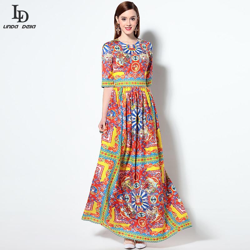 Designer Summer Dress - Colorful Dress Images of Archive