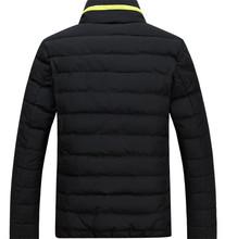 2015 Men Duck Down Jacket Ultra Light Outdoor Student Stand Collor Winter Coat Men s Fit