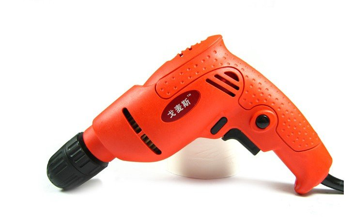 GMS 10C 700W mini hand electric ROTARY HAMMER DRILL electric planer(China (Mainland))