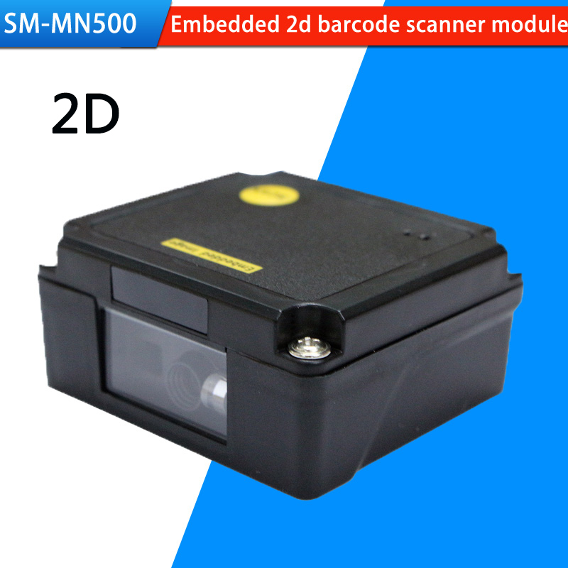 Smallest 2D Laser Barcode Scanner Module Embedded Mini PDF417 QR Code Reader for Retail or Logistics SM-MN500(China (Mainland))