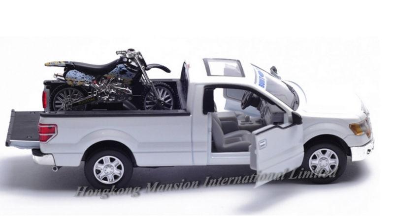 New 132 Car Model For Ford F-150 Raptor (9)