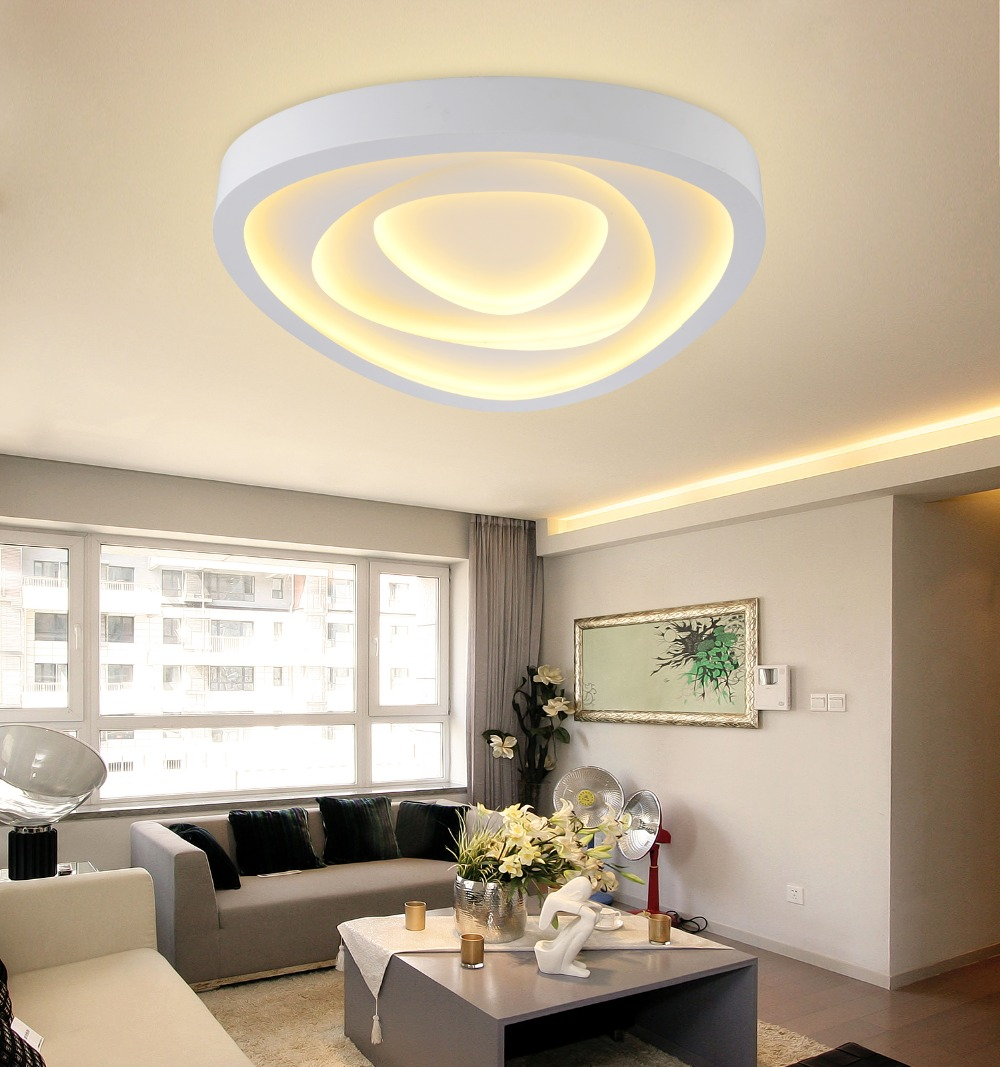 Online kopen Wholesale Led plafond lamp moderne uit China Led ...