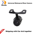 Universal Car Rear View Parking Camera HD Color Waterproof Reverse Backup Drive CMOS Camera with 170