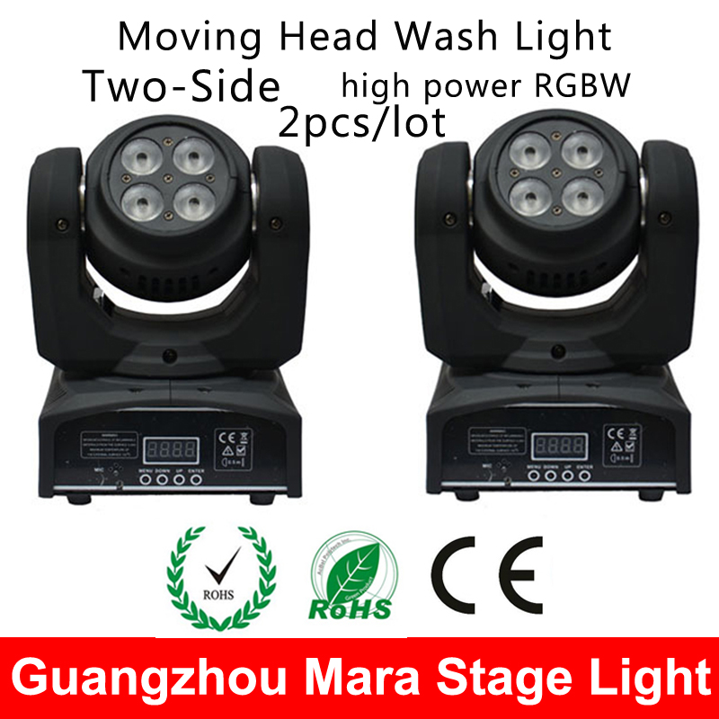 2XLOT New Arrival Two-Sided Mini Wash Led Moving Head light 16/22CH Beam 25degree DJ Party Stage Lighting Moving Head(China (Mainland))