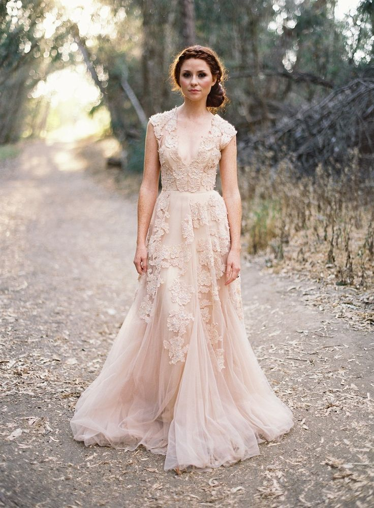 Romantic Wedding Dresses With Sleeves - Wedding Dress Ideas