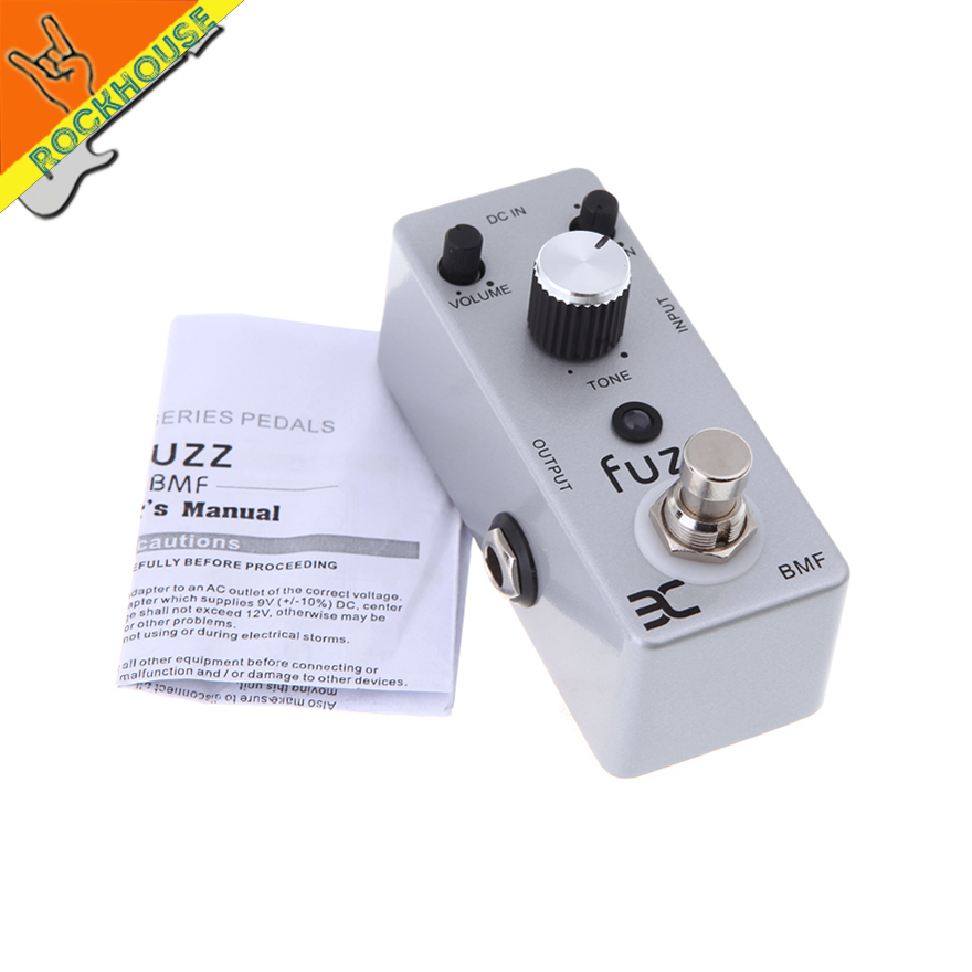 ENO TC-18 classic fuzz guitar effect  pedal high gain overdrive the classic tone of Big muff ture bypass free shipping
