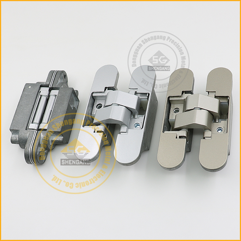 concealed hinges for thick doors 2