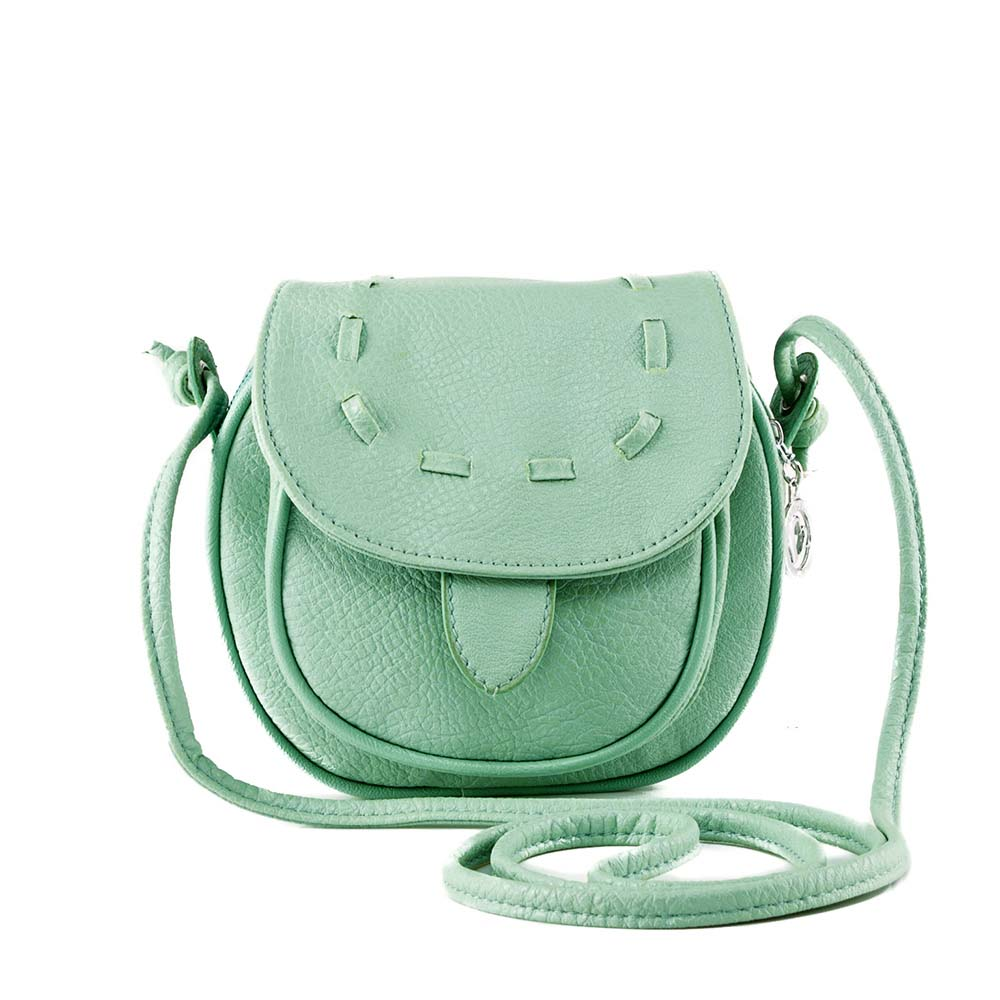 New Fashion Mini women messenger bags Shoulder Bag PU Leather bolsas femininas Crossbody Bag Drawstring bolsa Mint Green(China (Mainland))