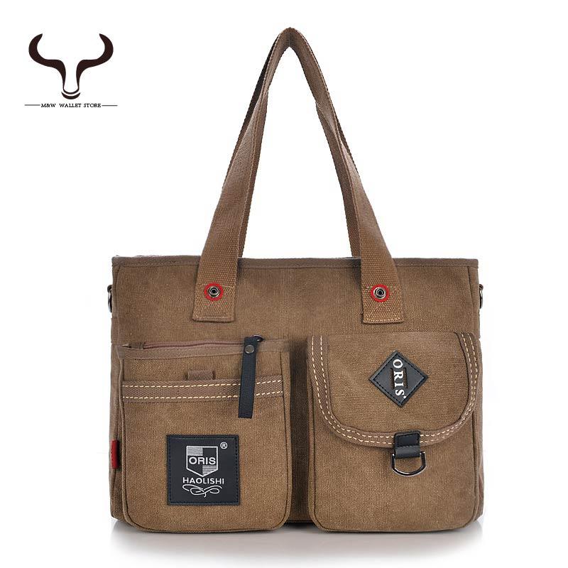 High Capacity High Quality Canvas Fashion Handbags Women and Men Unisex Zipper Crossbody bags messenger bags BDKX/1049 <br><br>Aliexpress