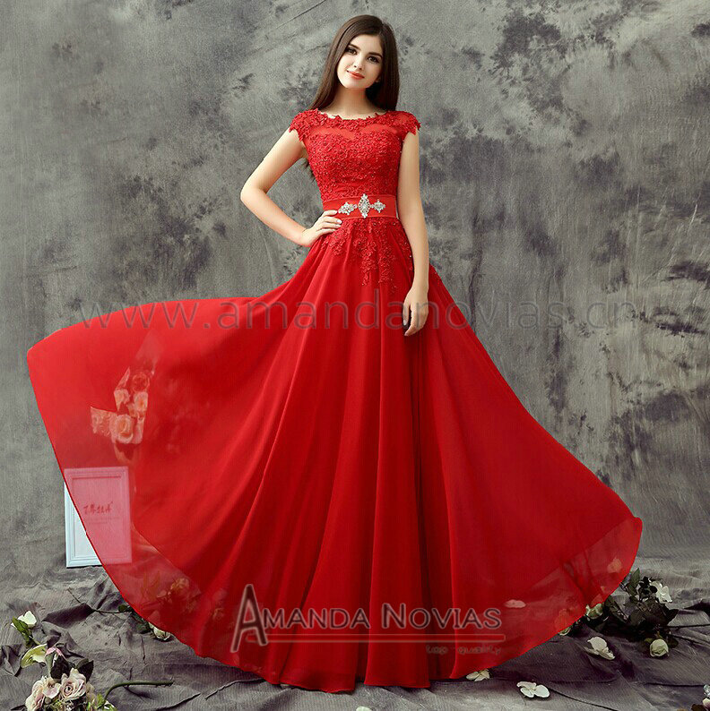 simple red wedding dresses inexpensive