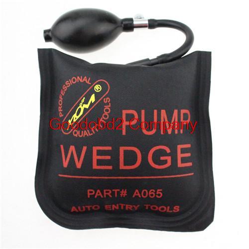 KLOM PUMP WEDGE LOCKSMITH TOOLS Auto Air Wedge Airbag Lock Pick Set Open Car Door Lock Medium Size 5.9 inch*5.9 inch(China (Mainland))